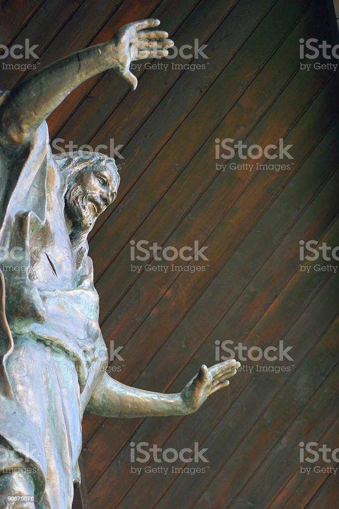 Catholic symbol royalty-free stock photo