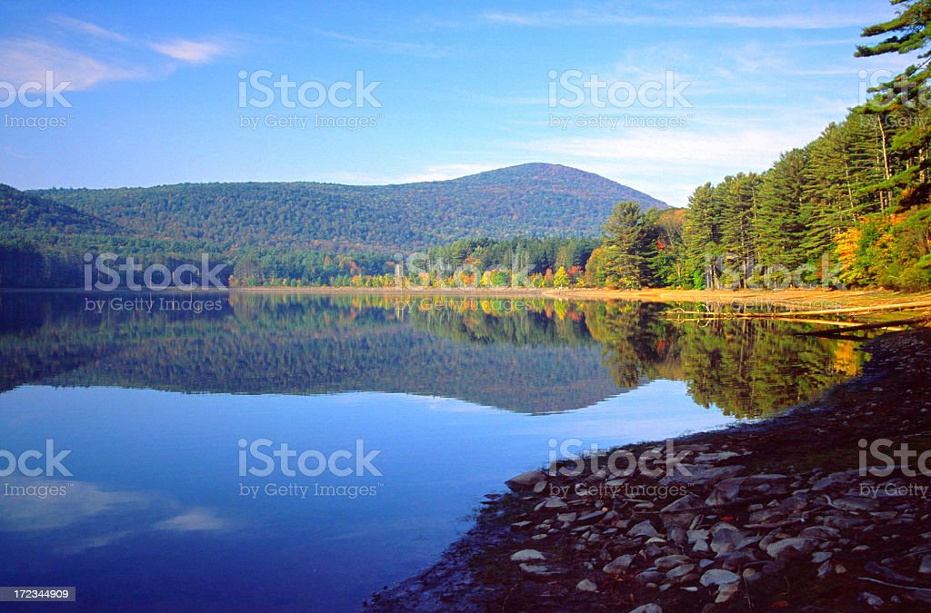 Catskills, New York royalty-free stock photo