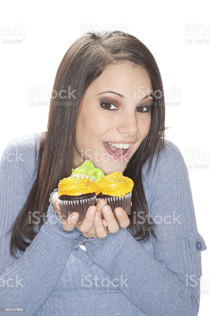 Caucasian Woman royalty-free stock photo