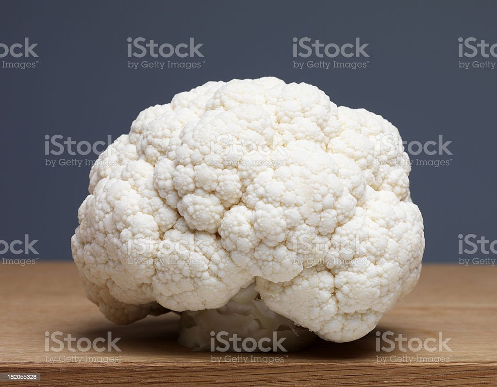 cauliflower head royalty-free stock photo