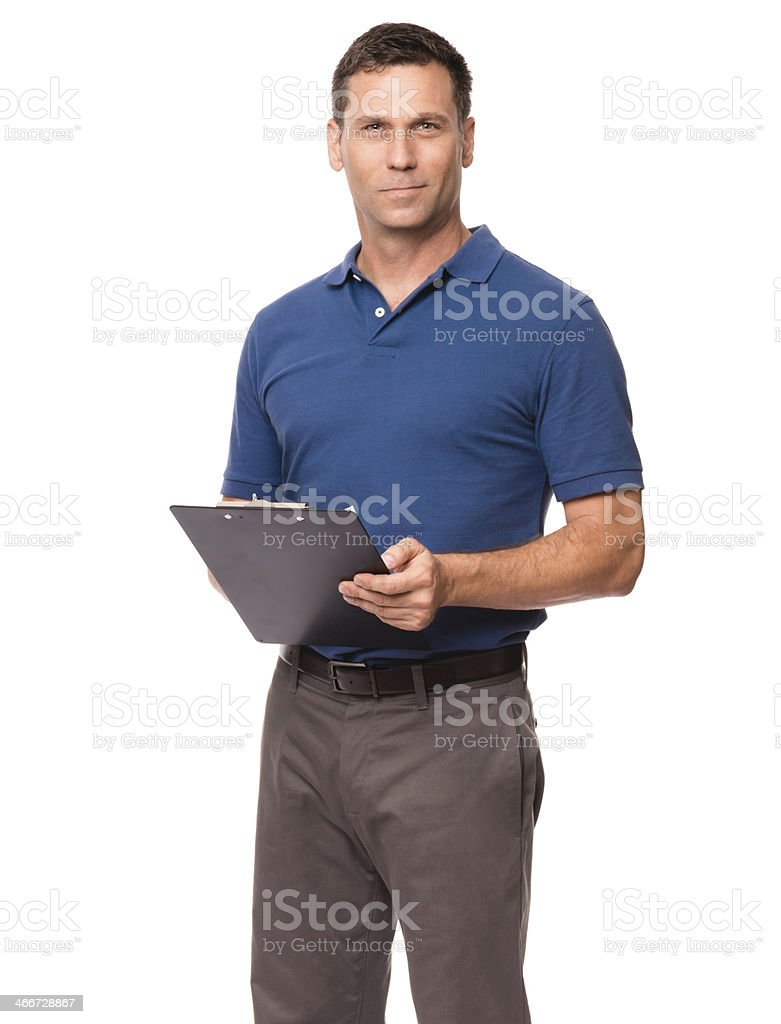 Causal Businessman stock photo