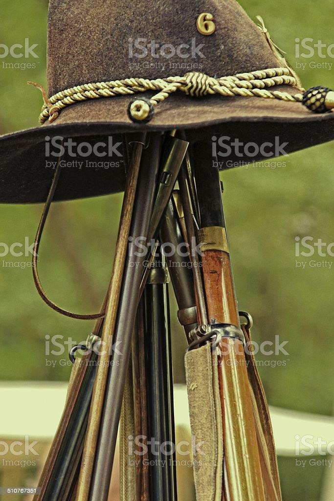 6 Cavalry stock photo