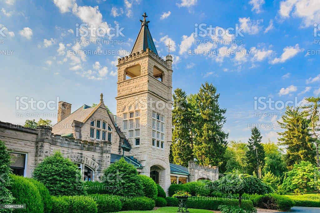 Cave Hill Cemetery Louisville Kentucky - Office stock photo
