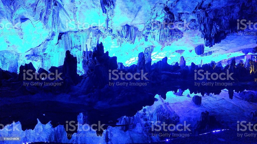 Cave foto stock royalty-free