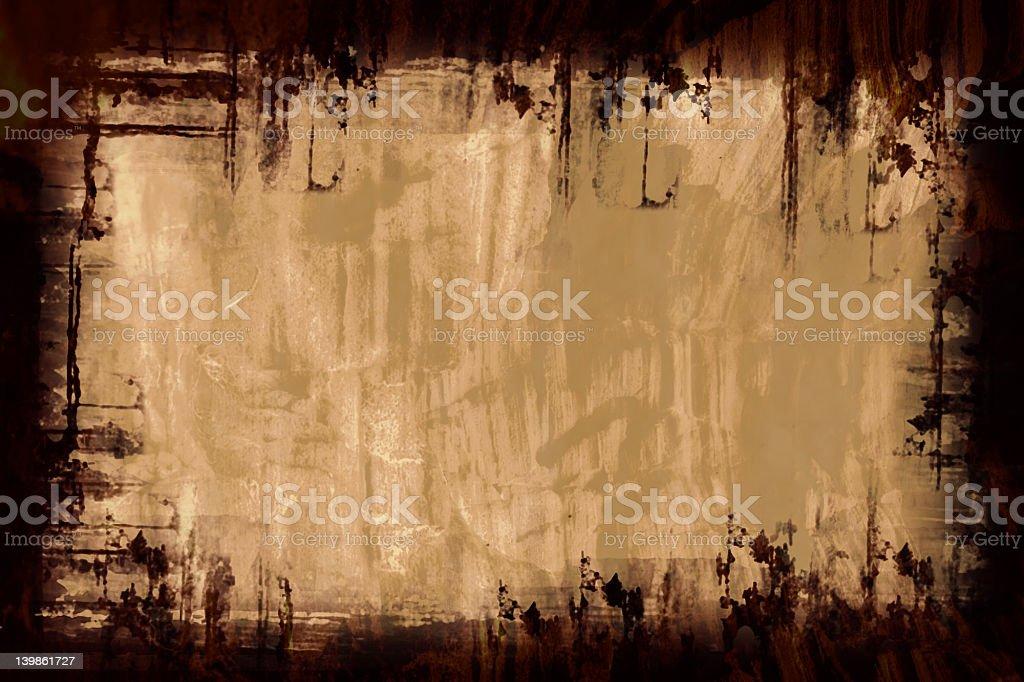 caves grunge stock photo