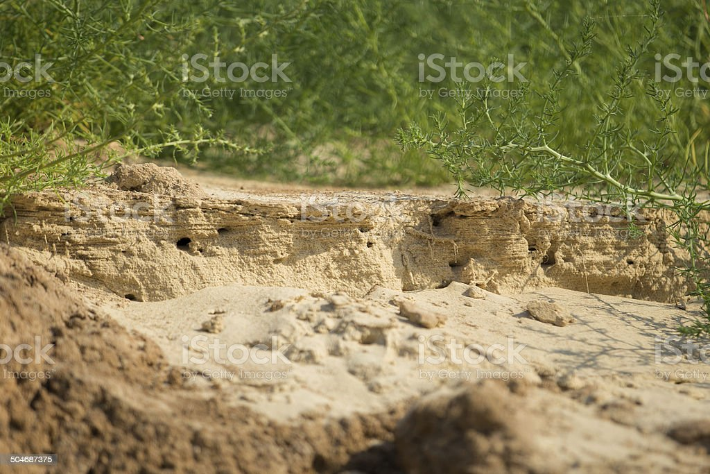 caves in rock royalty-free stock photo