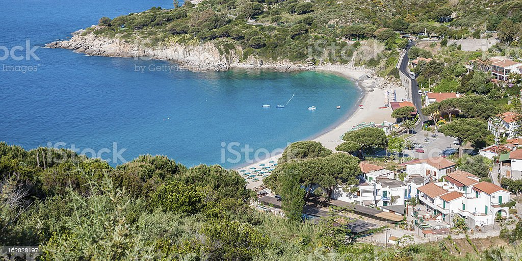 Cavoli,Elba Island,Tuscany,Italy stock photo