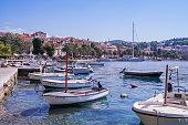 Cavtat port