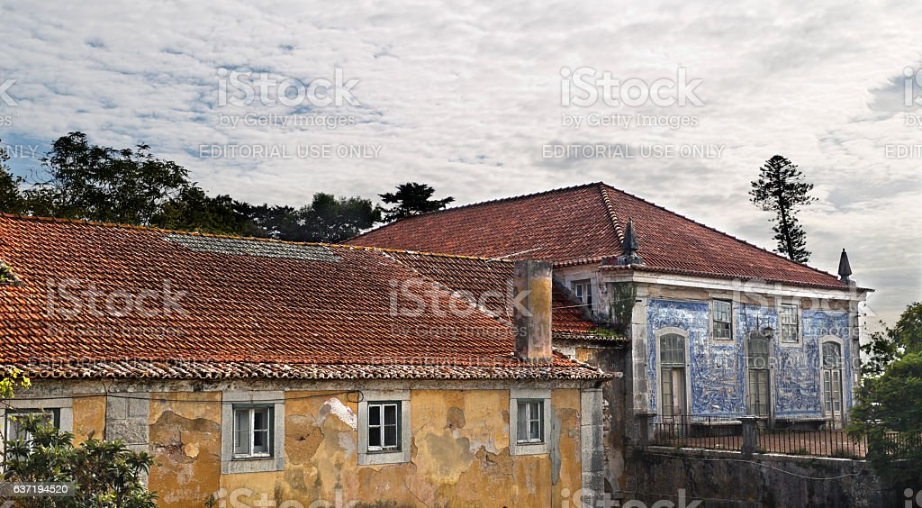 Caxias Royal Palace I stock photo