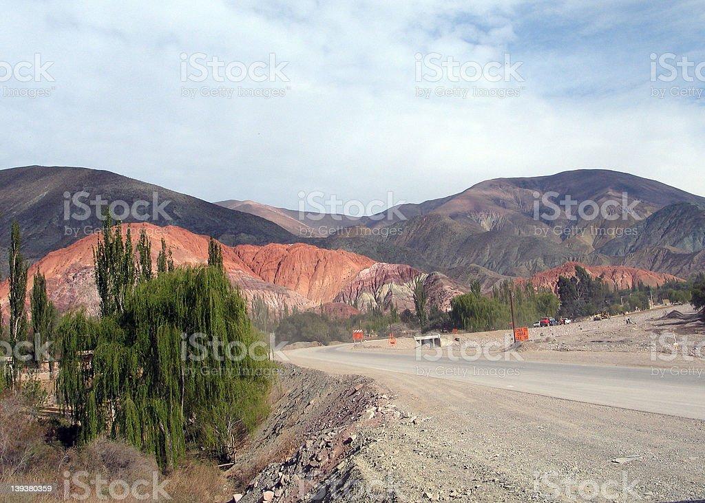 Cayafate, Argentina stock photo