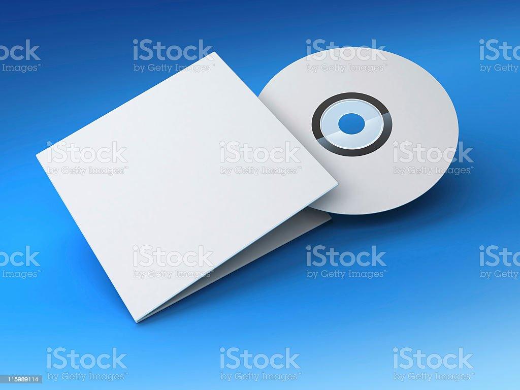 cd case stock photo