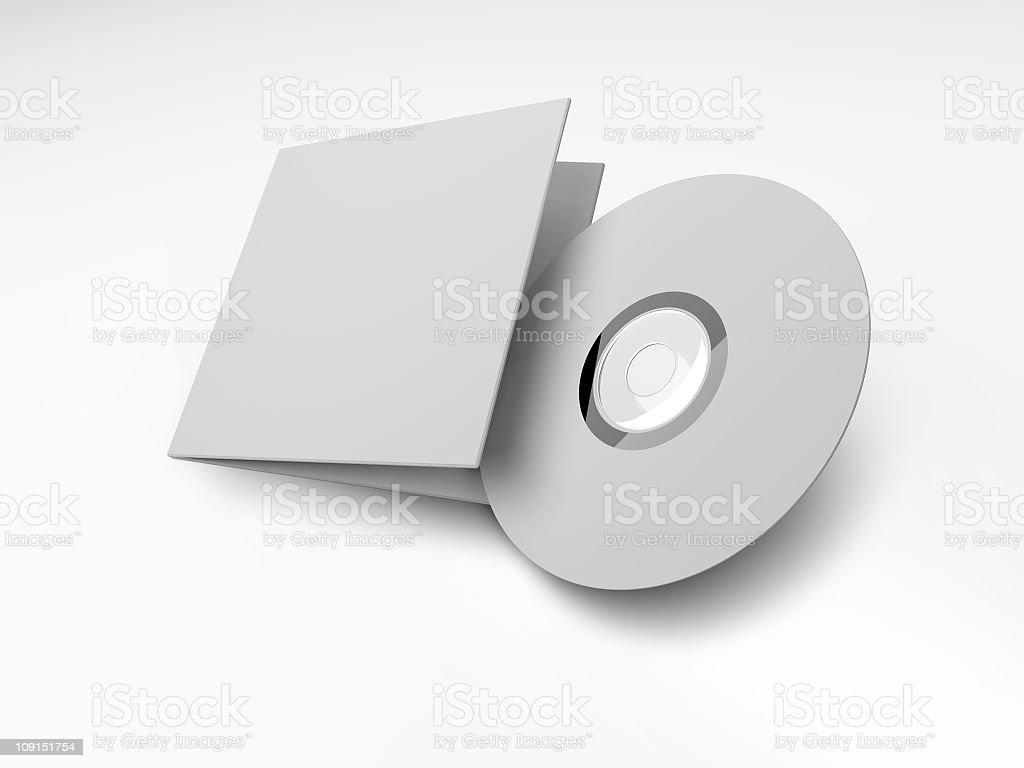 cd medium stock photo