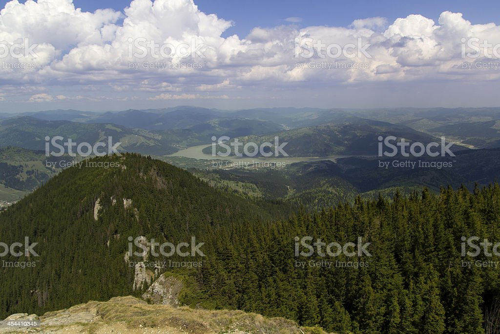 Ceahlau Mountain royalty-free stock photo