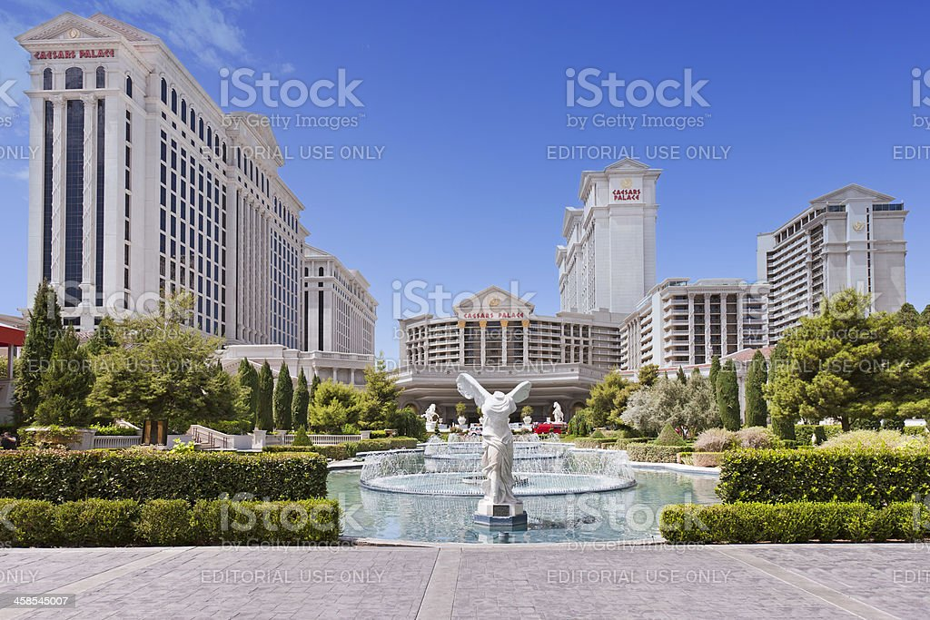 Ceasers Palace royalty-free stock photo