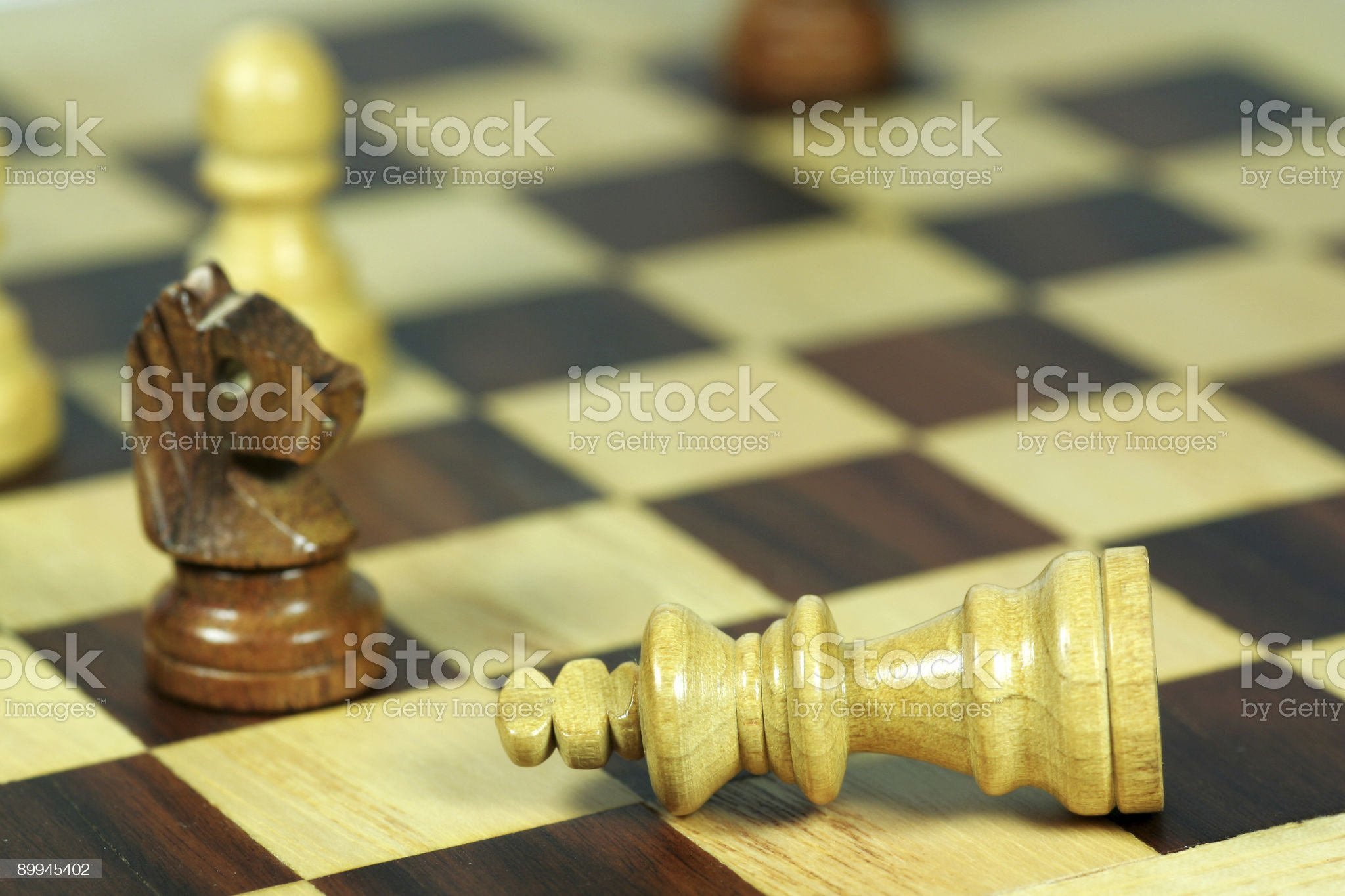 Ceckmate royalty-free stock photo