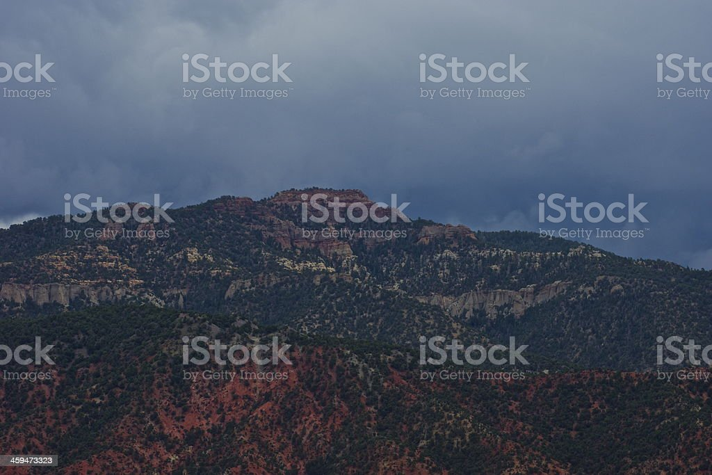 Cedar Breaks National Monument stock photo