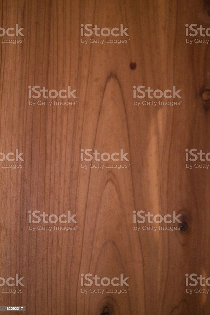 Cedar Panel stock photo