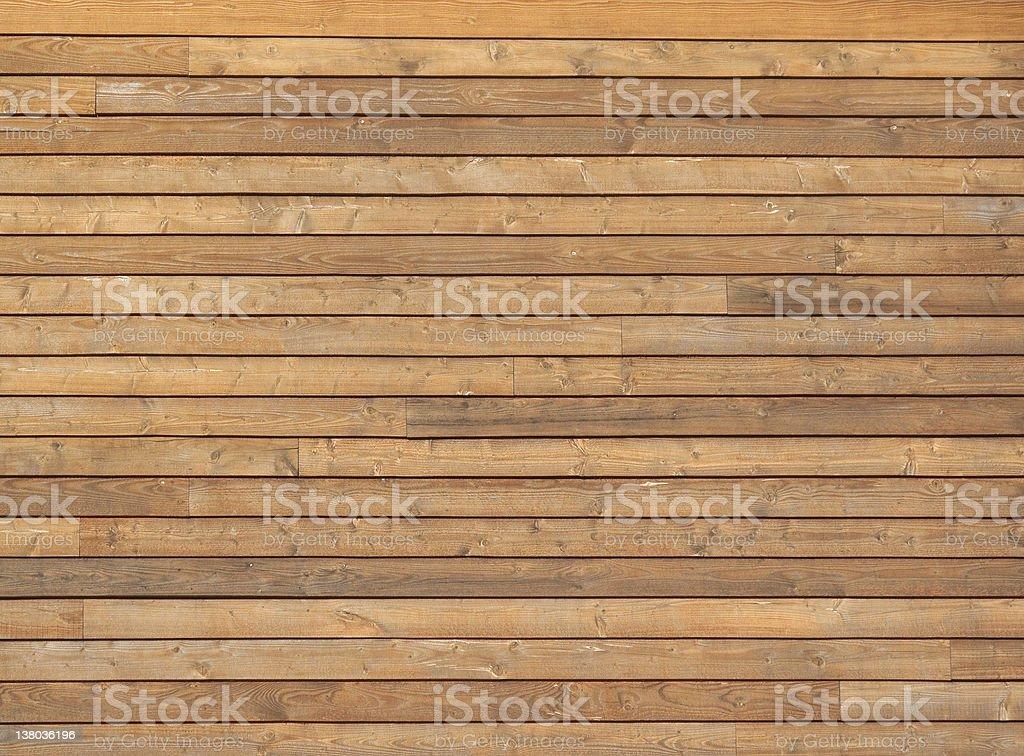 Cedar Siding stock photo