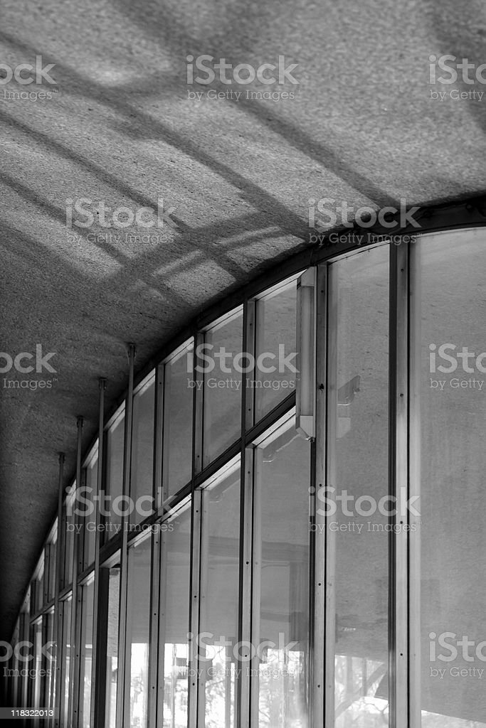 Ceiling Detail royalty-free stock photo