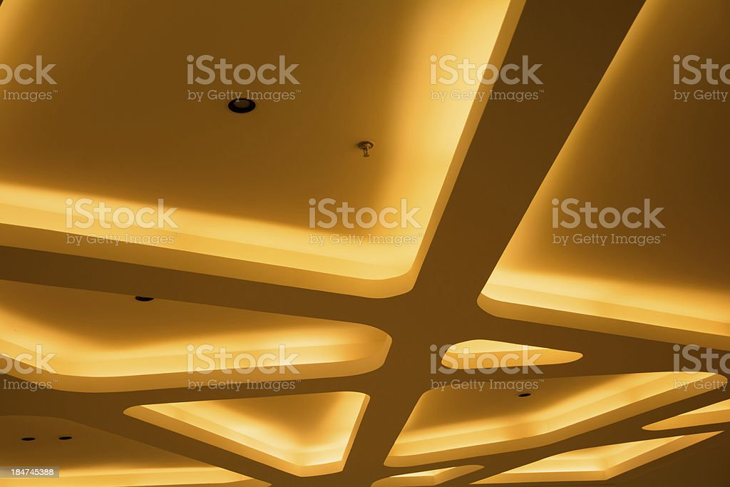 ceilling stock photo