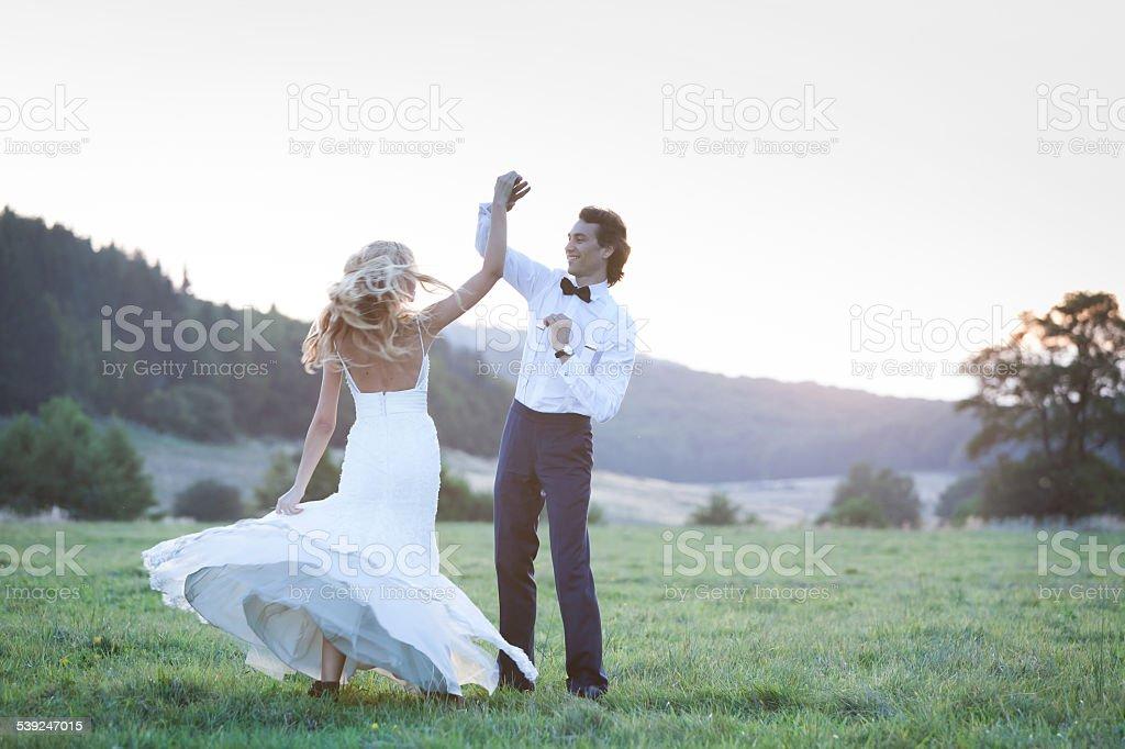 Celebrate the love stock photo