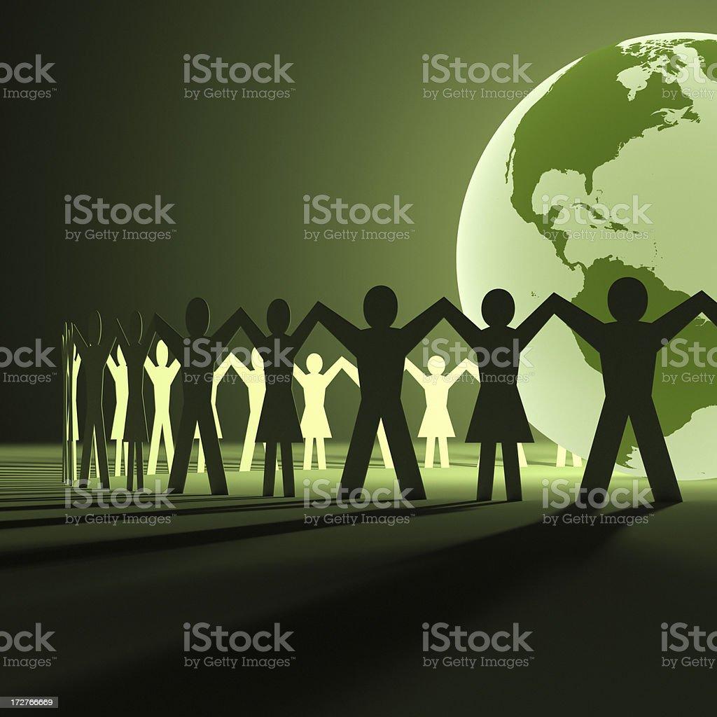 Celebrate the World (Americas) XXL royalty-free stock photo