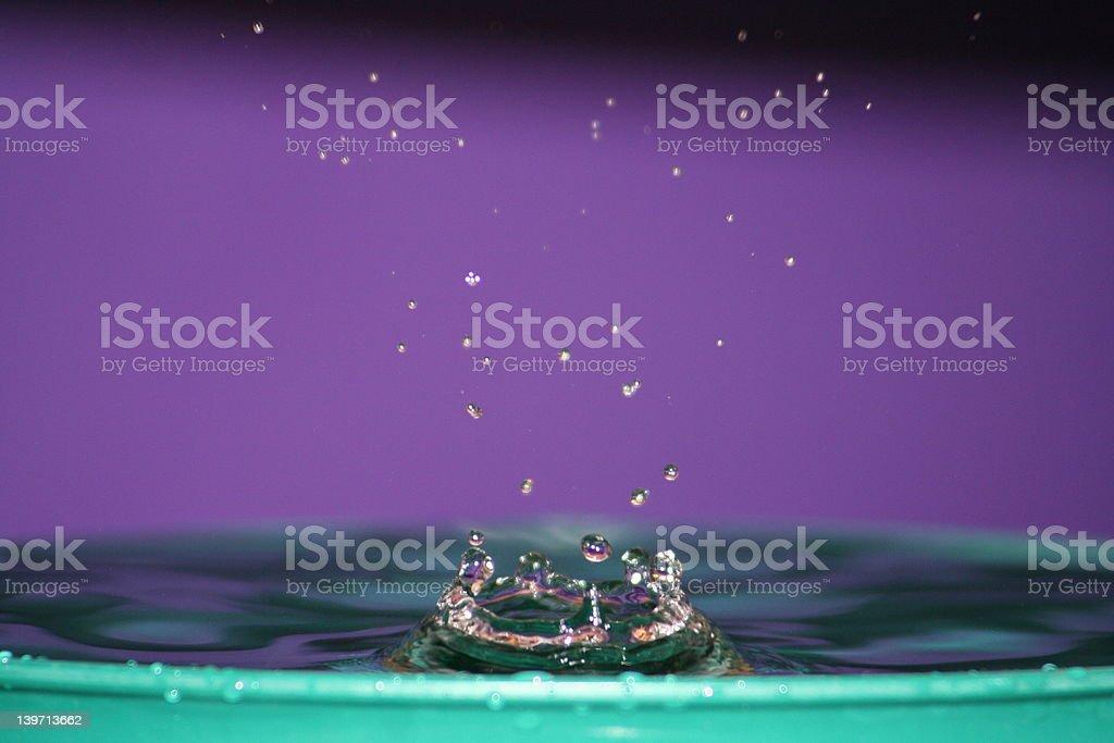 Celebrate water royalty-free stock photo