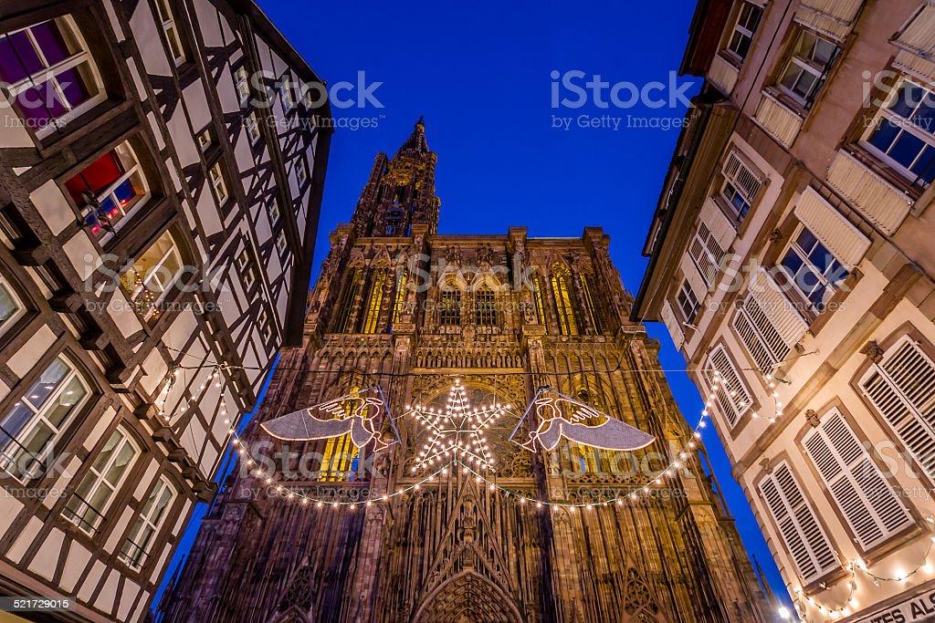 Celebrating a medieval Christmas (2) stock photo
