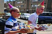 Celebrating Jewish Holiday Purim