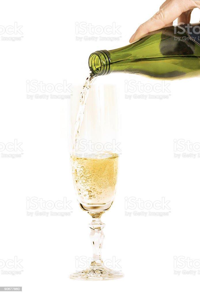 Celebrating royalty-free stock photo
