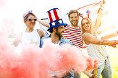 Celebrating United States