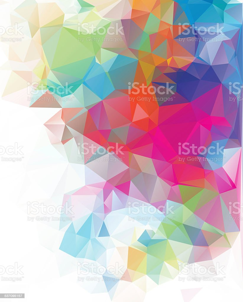 Celebration Festival Beautiful Polygonal Mosaic Background,  Creative  Business Design Templates stock photo