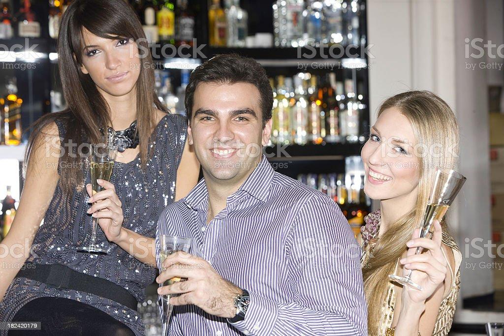 Celebration party royalty-free stock photo
