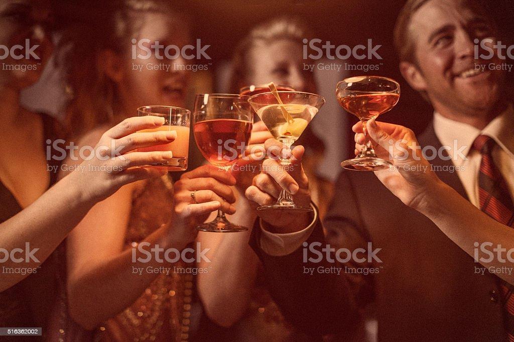 Celebration stock photo