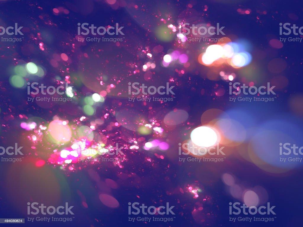 celebratory light background stock photo