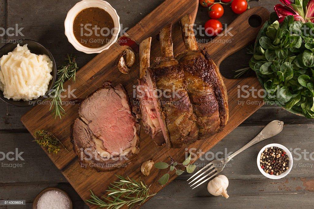 Celebrity Roast stock photo