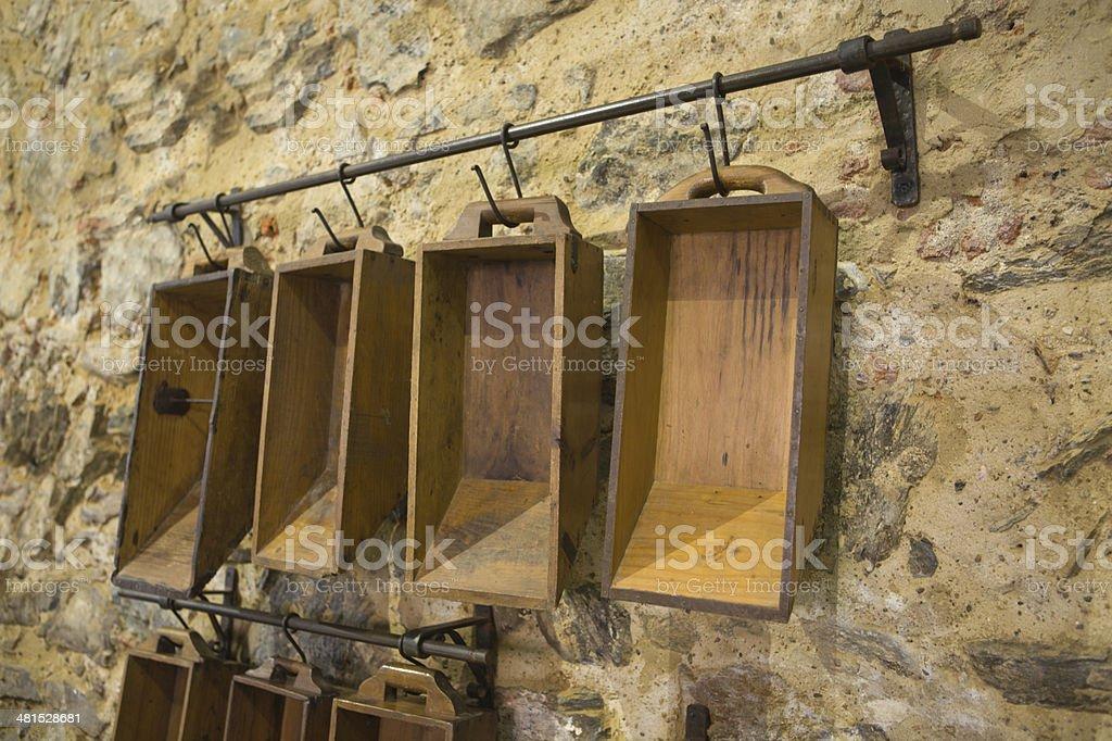 Celemines stock photo