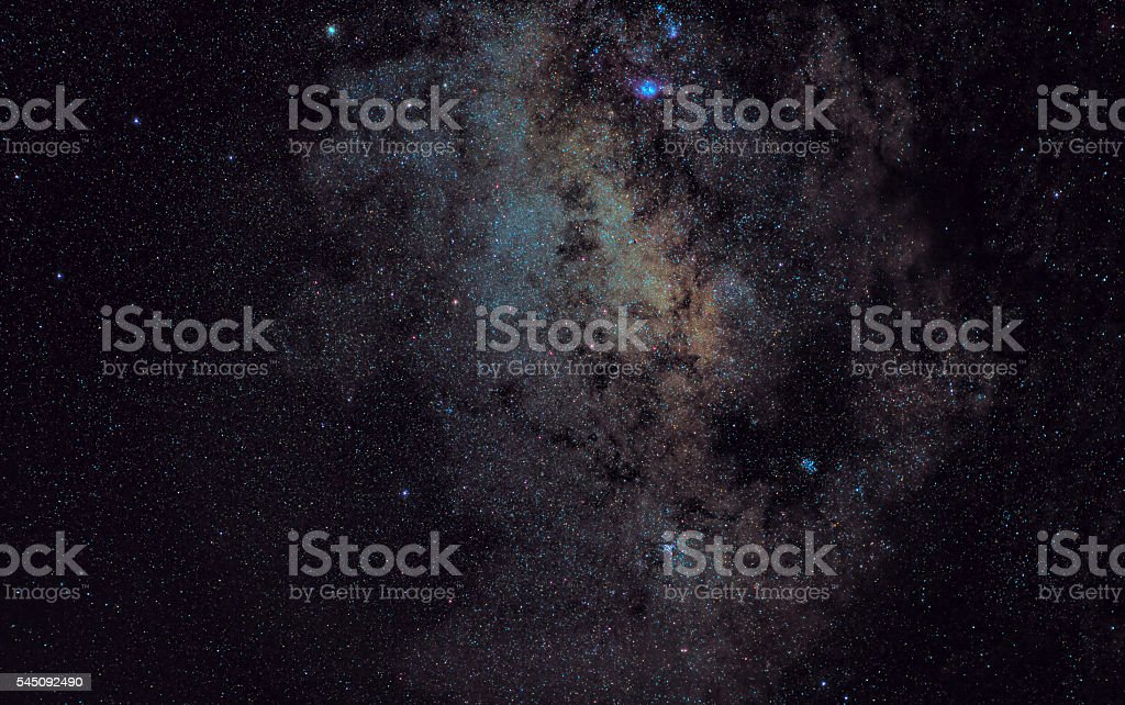 Celestial Jewel Box stock photo