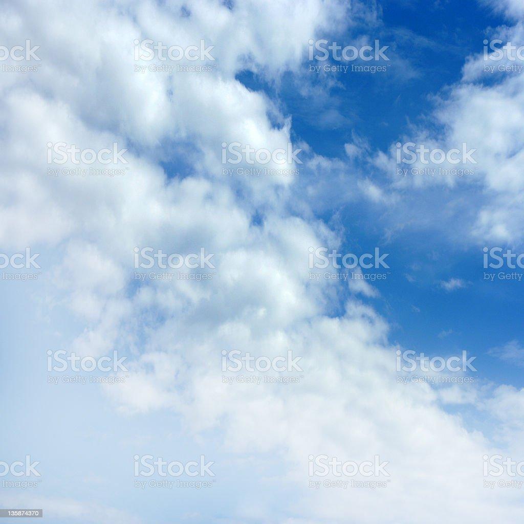 celestial landscape royalty-free stock photo