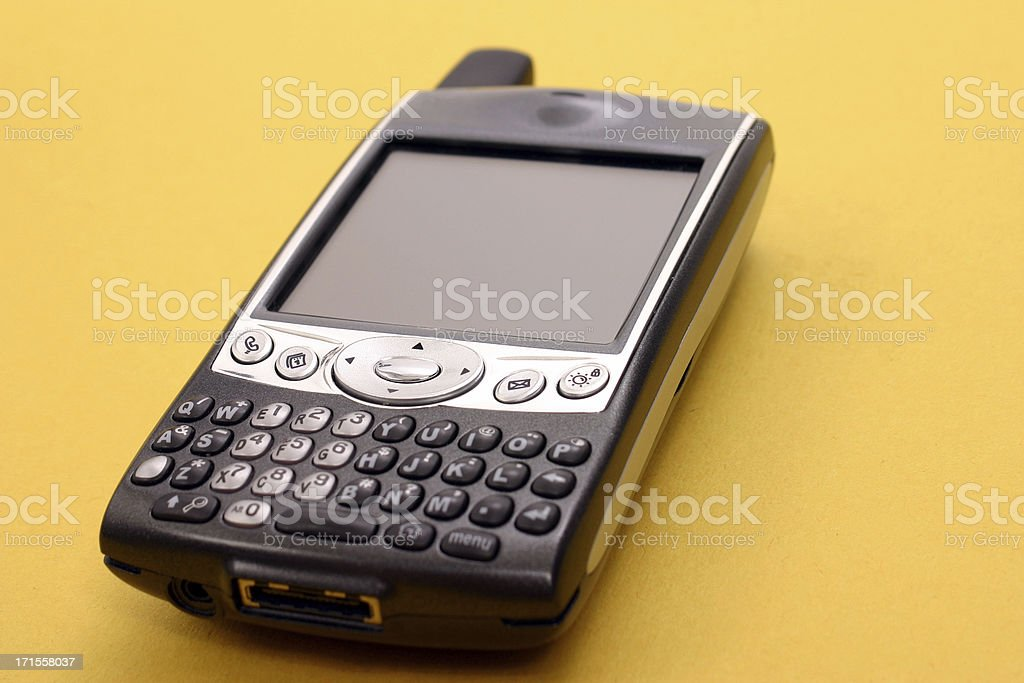 Cell Phone PDA 1 royalty-free stock photo