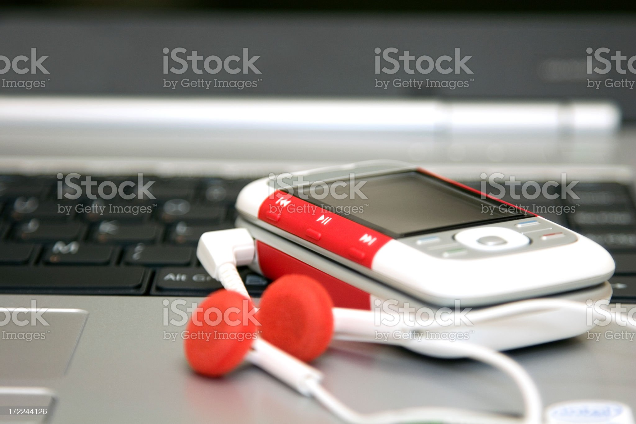 cell phone royalty-free stock photo
