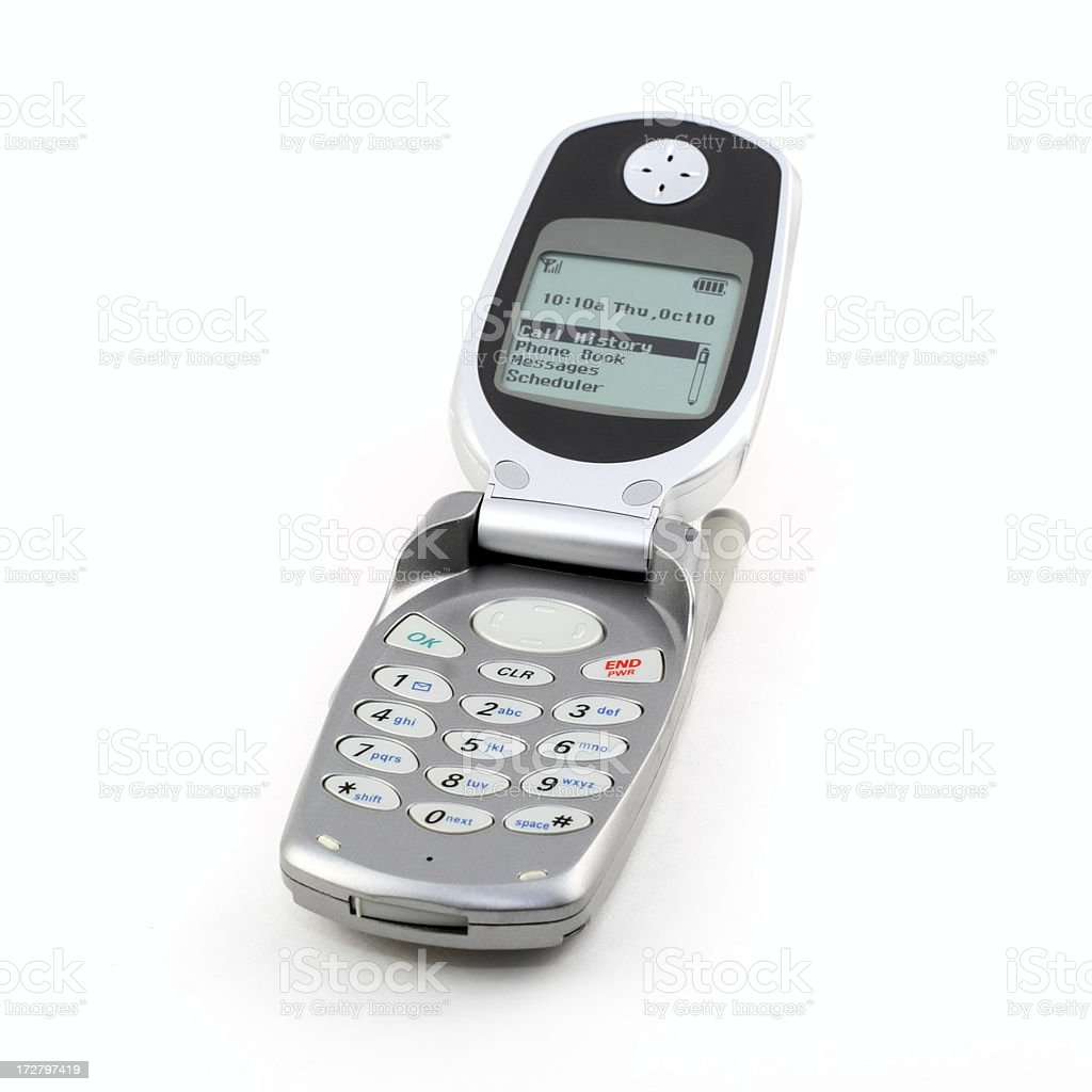 Cell Phone stock photo