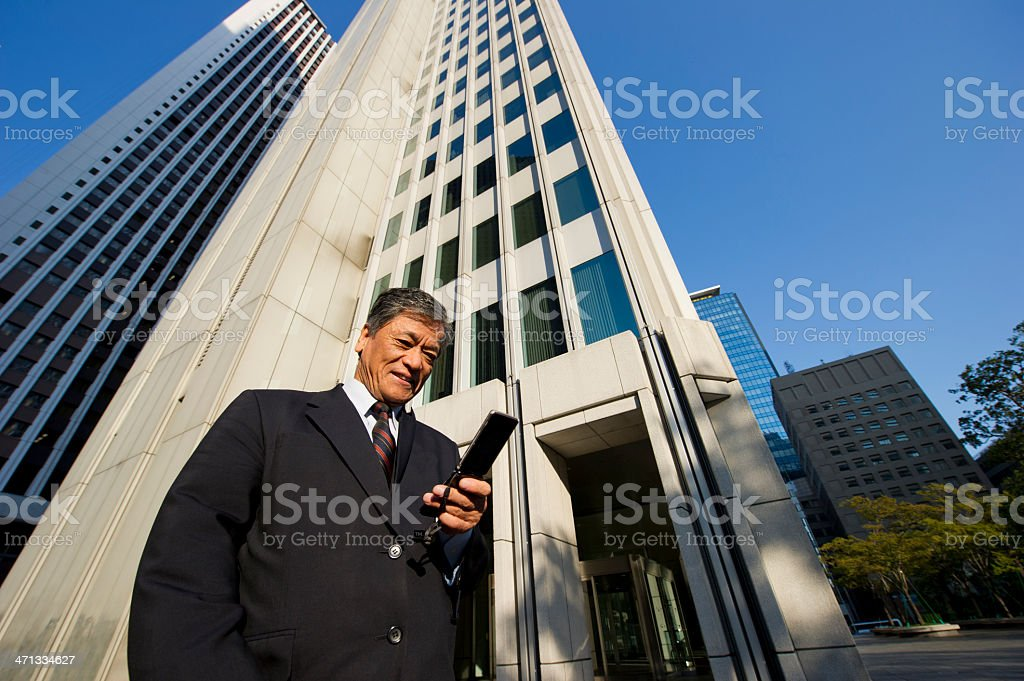 Cell Time royalty-free stock photo