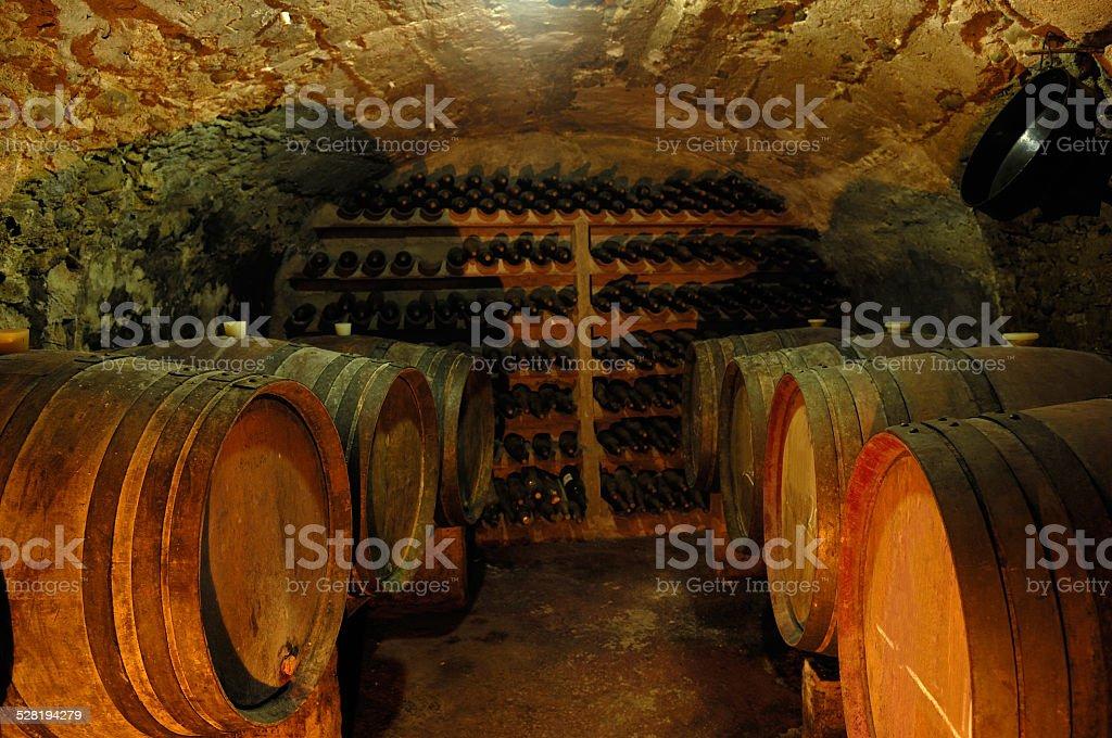 Cella Wine stock photo