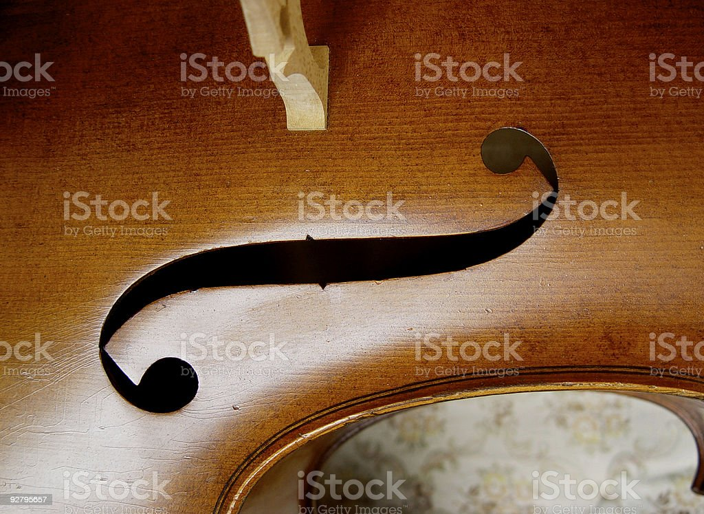 cello there royalty-free stock photo