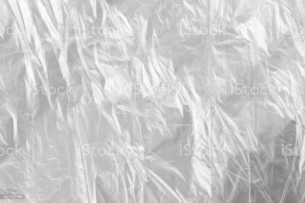 Cellophane stock photo