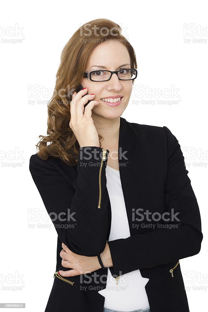 Cellphone royalty-free stock photo