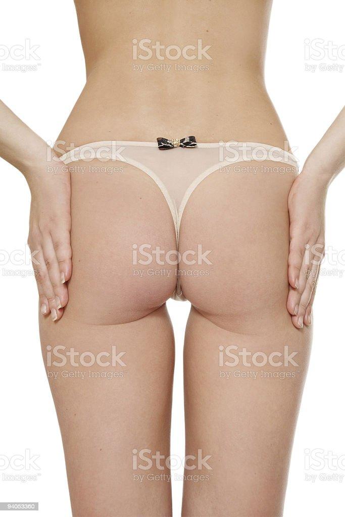 Cellulite royalty-free stock photo