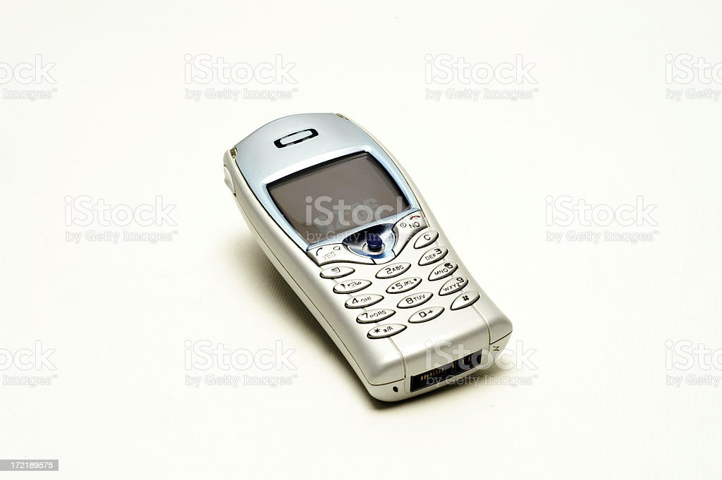 cellural phone royalty-free stock photo