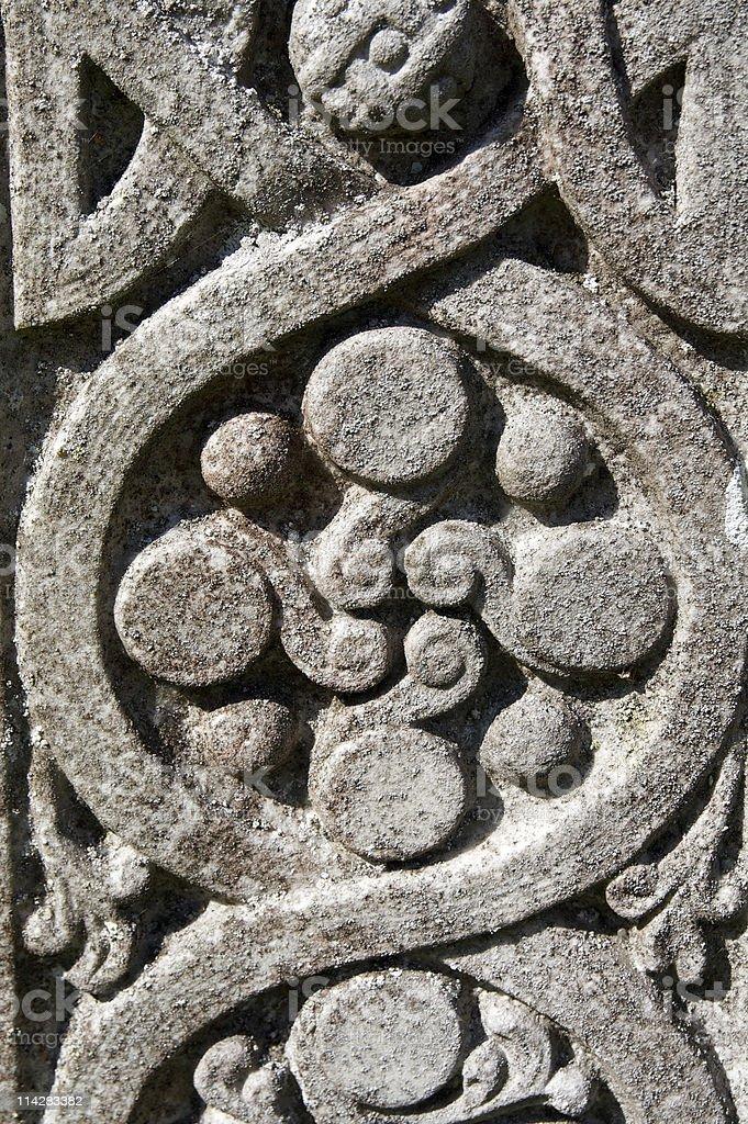 Celtic Pattern... royalty-free stock photo